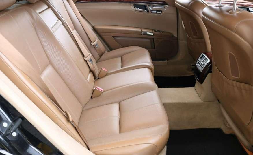 Mercedes S 350 S 350 Long, Bogate Wyposażenie, zdjęcie 16