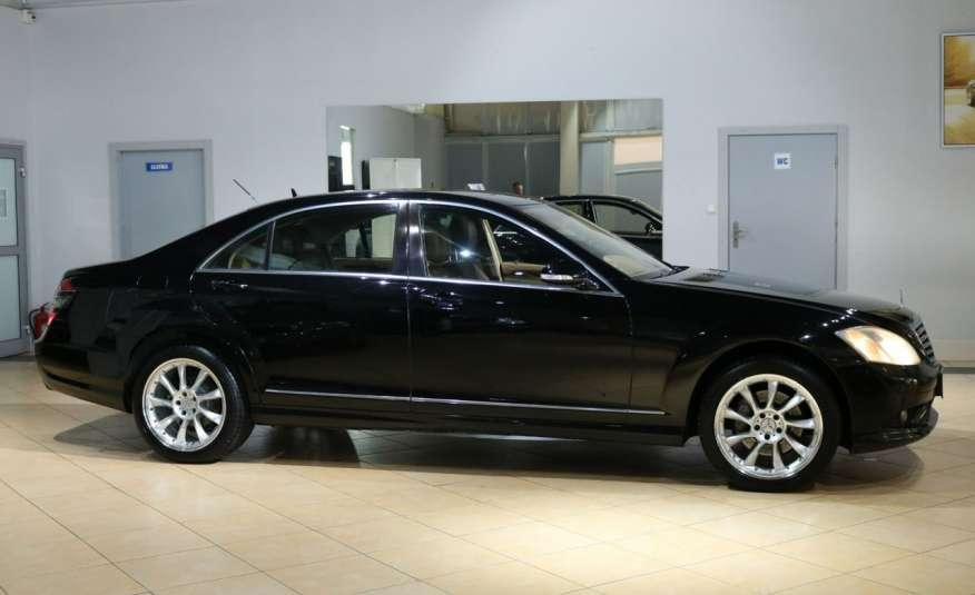 Mercedes S 350 S 350 Long, Bogate Wyposażenie, zdjęcie 20