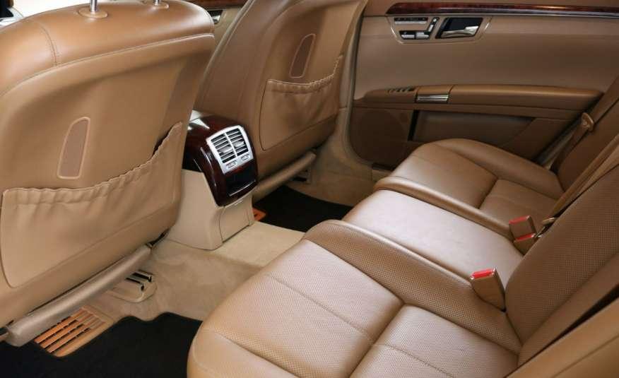 Mercedes S 350 S 350 Long, Bogate Wyposażenie, zdjęcie 22