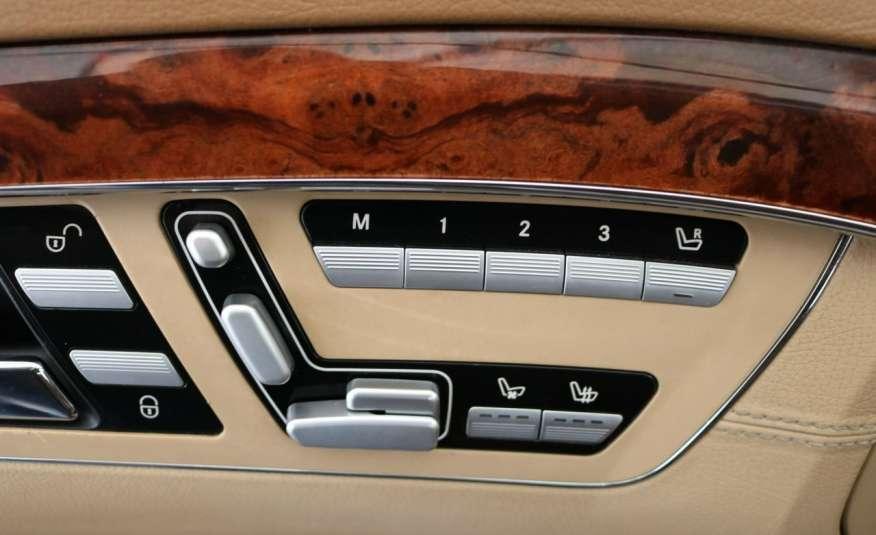 Mercedes S 350 S 350 Long, Bogate Wyposażenie, zdjęcie 23