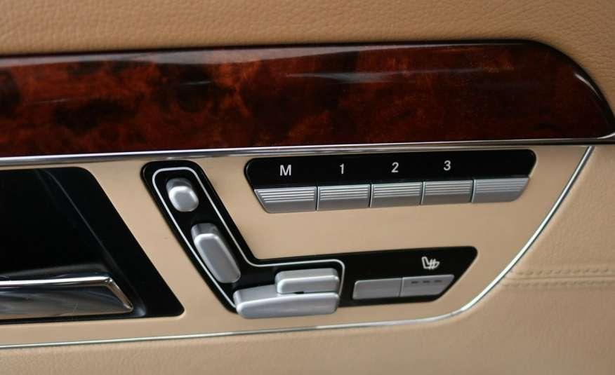 Mercedes S 350 S 350 Long, Bogate Wyposażenie, zdjęcie 25