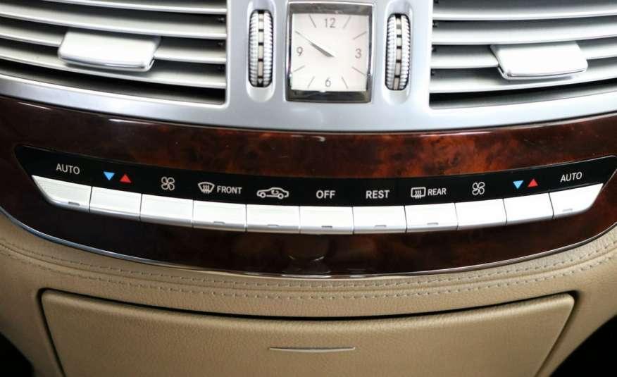 Mercedes S 350 S 350 Long, Bogate Wyposażenie, zdjęcie 34