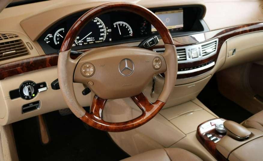 Mercedes S 350 S 350 Long, Bogate Wyposażenie, zdjęcie 36