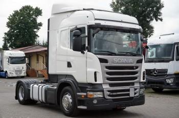 Scania R420 / / STANDARD / AUTOMAT / RETARDER