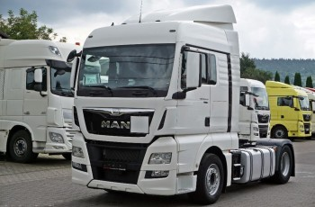 MAN TGX 18.440 XXL / EURO 6 / ACC / STANDARD / ZBIORNIKI 2x 710 L