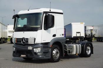Mercedes ACTROS / 1843 / ACC / MP 4 / EURO 6 / PEŁNY ADR / WAGA 6699 KG