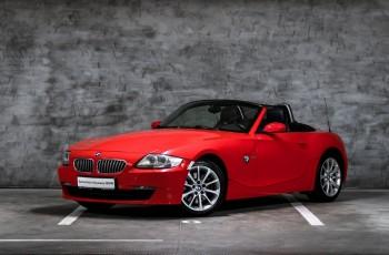 BMW Z4 BMW Z4 3.0SI (265KM) Manual, Podgrzewane Fotele, Ksenony, Klimatyzacja