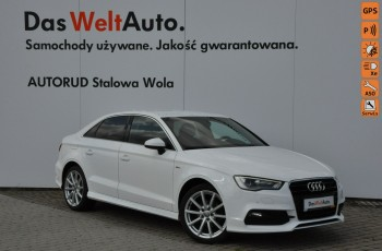 Audi A3 2.0TDI 150KM S-line Navi Gwarancja Dealer FV23%