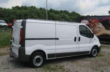 Opel VIWARO 2.0-MOT. MAXI LONG KLIMA