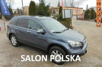 Honda CR-V Salon Polska-nowy model -stan perfekcyjny-wyposażona-bezwypadkowa