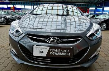 Hyundai i40 3Lata GWARANCJA Krajowy Bezwypadkowy IDEAŁ EL.Fotele+LED+2xClimatronik 4x2