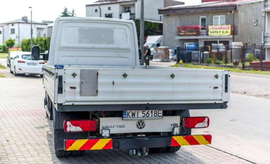 Volkswagen Crafter 2.5_Diesel_136KM_257 tys km_FV23%_Zamiana do 3, 5 tony_zarejestrowany zdjęcie 3