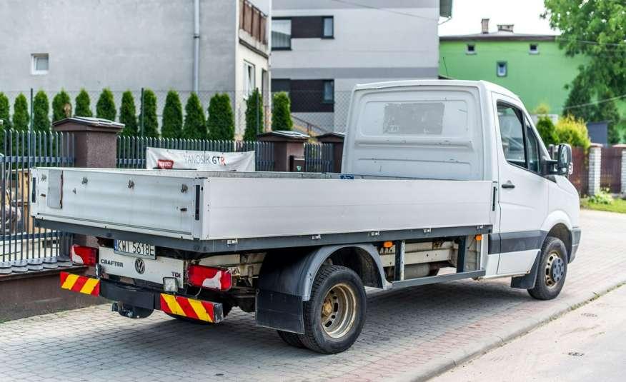 Volkswagen Crafter 2.5_Diesel_136KM_257 tys km_FV23%_Zamiana do 3, 5 tony_zarejestrowany zdjęcie 4