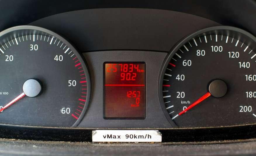 Volkswagen Crafter 2.5_Diesel_136KM_257 tys km_FV23%_Zamiana do 3, 5 tony_zarejestrowany zdjęcie 9