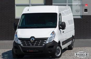 Renault Master L3H2 EURO 6 BOGATE WYPOSAŻENIE