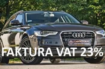 Audi A6 2.0 TDI Ultra, FVAT23%, Skóra, Xenon, Alu, Gwarancja, Zamiana