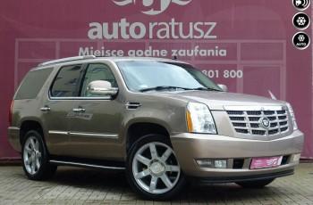 Cadillac Escalade V8 - 6.2 - 409 KM / Benz-Gaz / 7 lat w Polsce - oferta prywatna / 6 os