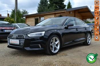Audi A5 Zarejestrowany LED Asysteny Serwis HeadUP Kamera 360