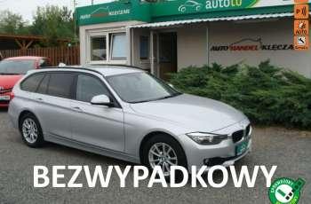 BMW 318 2.0 136 kM F31 zarejestrowany i ubezpieczony, nawigacja, skórzana tap.