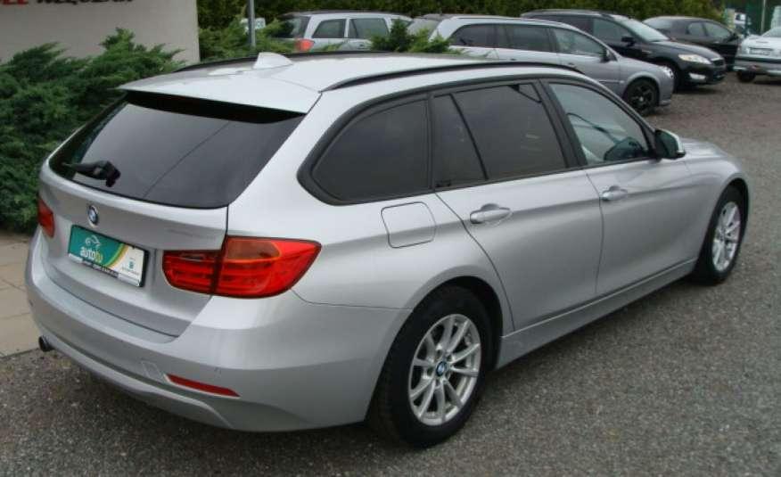 BMW 318 2.0 136 kM F31 zarejestrowany i ubezpieczony, nawigacja, skórzana tap. zdjęcie 4