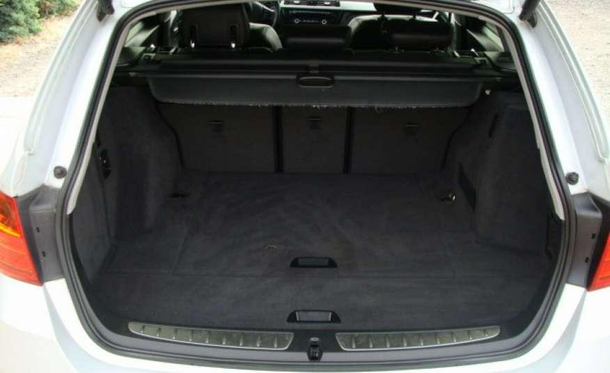BMW 318 2.0 136 kM F31 zarejestrowany i ubezpieczony, nawigacja, skórzana tap. zdjęcie 9