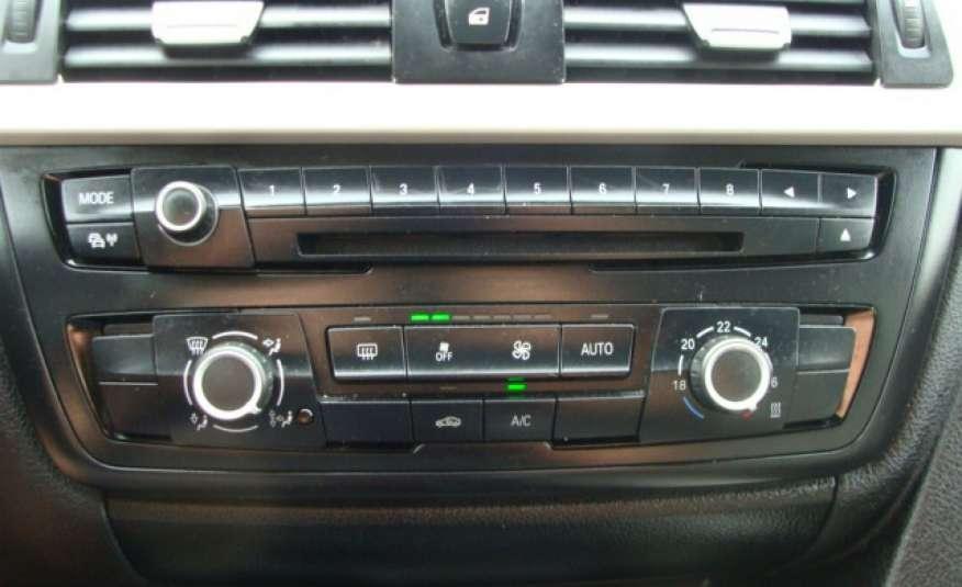 BMW 318 2.0 136 kM F31 zarejestrowany i ubezpieczony, nawigacja, skórzana tap. zdjęcie 13