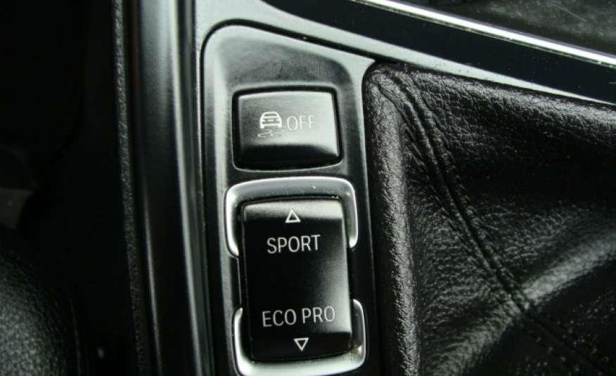 BMW 318 2.0 136 kM F31 zarejestrowany i ubezpieczony, nawigacja, skórzana tap. zdjęcie 14