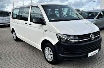 Volkswagen Transporter 2.0TDI 102KM, 9-osobowy, Salon PL,