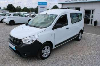 Dacia Dokker Salon, f-vat, gwarancja, osobowy, idealny