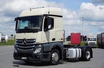 Mercedes ACTROS / 1843 / ACC / MP 4 / E 6 / PEŁNY ADR / WAGA 6780 KG / RETARDER