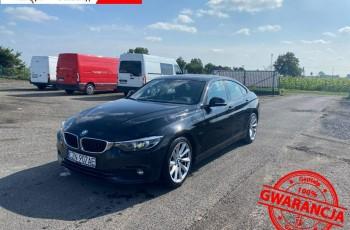 BMW 420 2017 418D 55 tyś. km Stan bardzo dobry