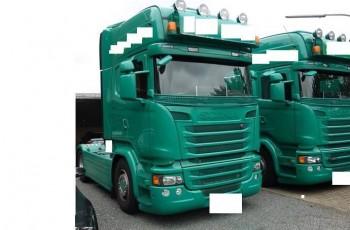 Scania R 520 , EURO 6