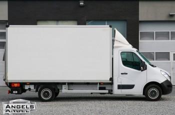Renault Master 8 PALET KONTENER + WINDA 750kg