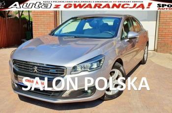 Peugeot 508 2.0 BlueHDI 150 KM, Salon PL, I WŁ, Gwarancja.Leasing FULL LED, NAVI