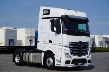 Mercedes ACTROS / 1845 / ACC / MP 4 / EURO 6 / BIG SPACE