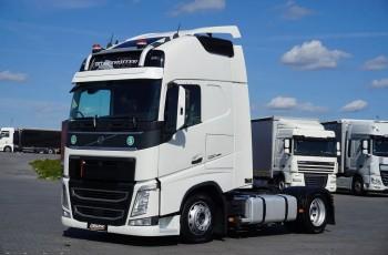 Volvo / FH 4 / 500 / XXL / ACC / EURO 6 / MEGA / LOW DECK / MAŁY PRZEBIEG