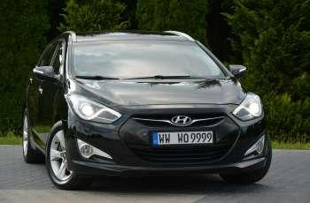 Hyundai i40 1.7crdi(136KM) Xenon Ledy Navi Kamera 2xParktronik ASO