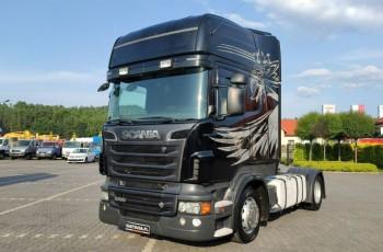 Scania R 500 V8 Topline4x2