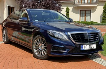 Mercedes klasa-s