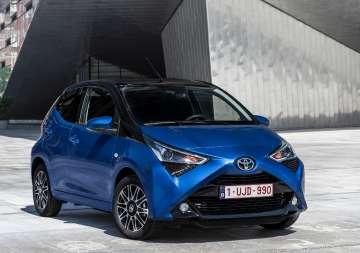 Toyota TOYOTA Aygo 1.0 VVT-i Black Edition