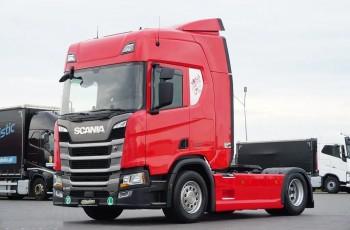 Scania R 450 / ACC / EURO 6 / RETARDER / MAŁY PRZEBIEG