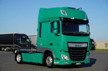 DAF / 106 / 460 / EURO 6 / ACC / SSC / RETARDER / MEGA / LOW DECK