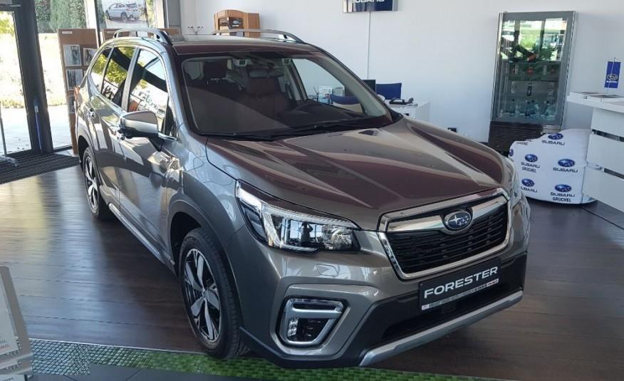 Subaru forester zdjęcie 1
