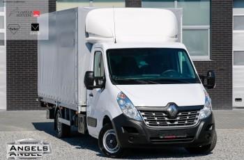 Renault Master 2.3 PLANDEKA 8EP + FIRANKA + WINDA