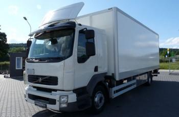 Volvo FL 16.240 / KONTENER + WINDA