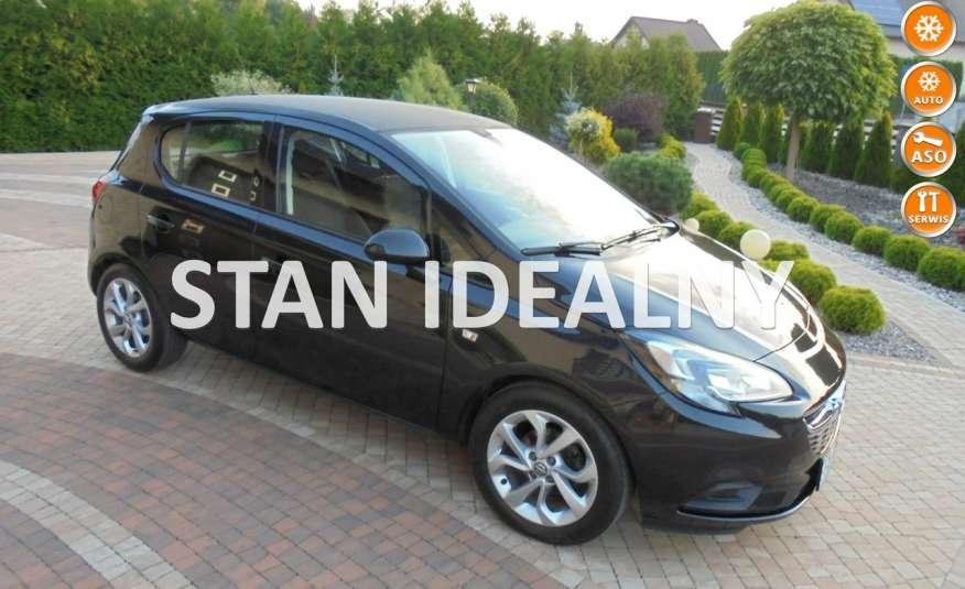 Opel Corsa Super stan , duży wyświetlacz , silnik 1.4 benzyna-opłacona , serwis zdjęcie 1