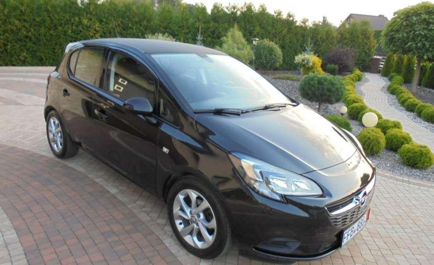 Opel Corsa Super stan , duży wyświetlacz , silnik 1.4 benzyna-opłacona , serwis zdjęcie 2
