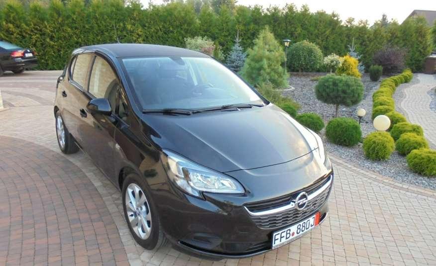 Opel Corsa Super stan , duży wyświetlacz , silnik 1.4 benzyna-opłacona , serwis zdjęcie 4