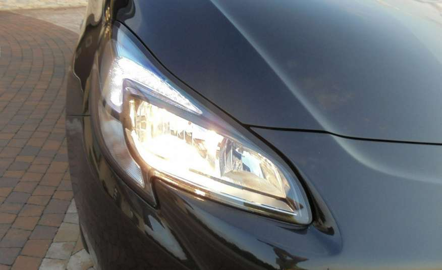 Opel Corsa Super stan , duży wyświetlacz , silnik 1.4 benzyna-opłacona , serwis zdjęcie 9