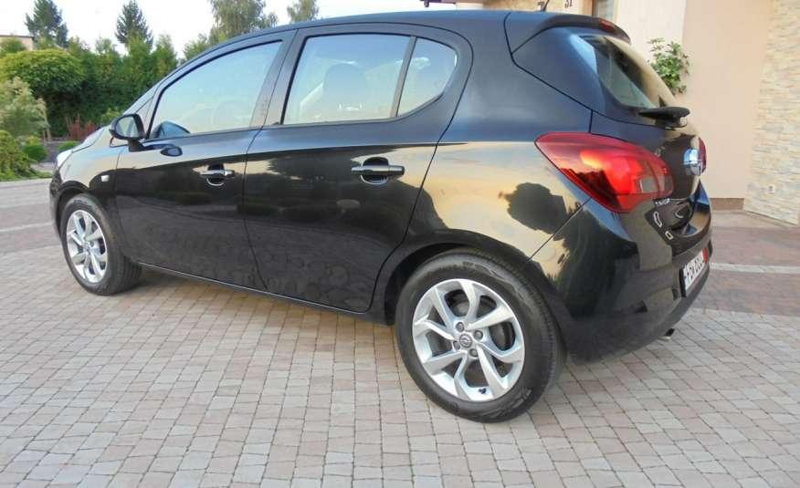 Opel Corsa Super stan , duży wyświetlacz , silnik 1.4 benzyna-opłacona , serwis zdjęcie 13